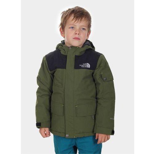 My Decagon Jacket Boys - scallion green, The North Face z 8a.pl Górski Sklep Internetowy