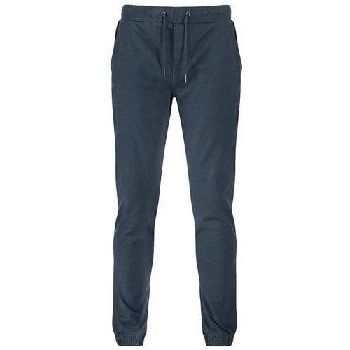 spodnie dresowe BENCH - Tiedtigh Navy Blue Marl (NY021X) rozmiar: XXL - produkt z kategorii- spodnie męskie