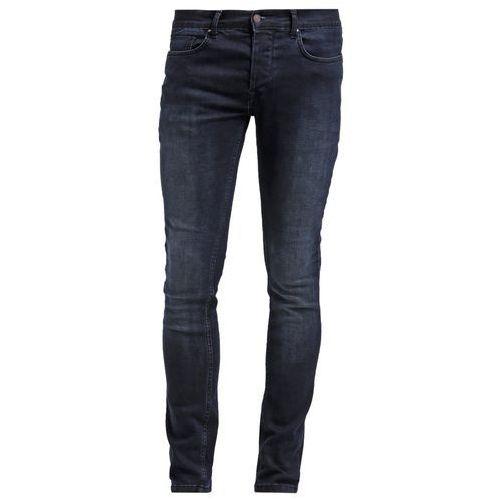 Antioch Jeansy Slim fit washed indigo - produkt z kategorii- spodnie męskie