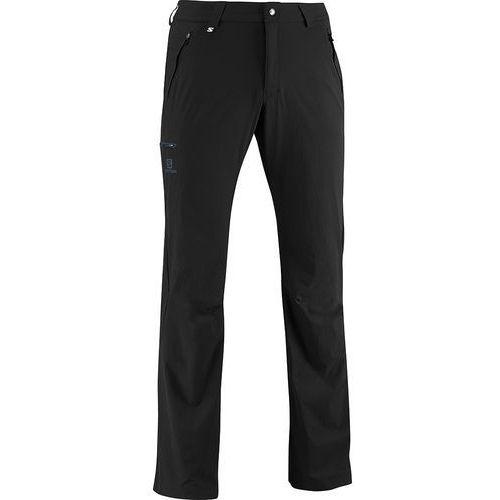 Spodnie Wayfarer Black - produkt z kategorii- spodnie męskie