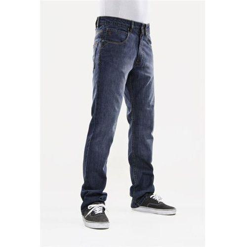 spodnie REELL - Lowfly (MID BLUE-390) rozmiar: 30/32 - produkt z kategorii- spodnie męskie