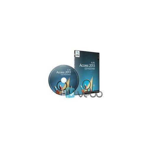 Produkt z kategorii- pozostałe oprogramowanie - Kurs Access 2013 od podstaw