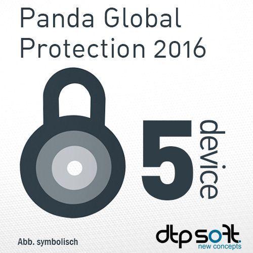 Panda Global Protection 2016 Multi Device PL ESD 5 Urządzeń - oferta (15ced1abff5315ca)