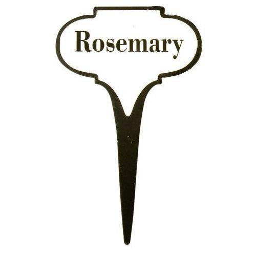 Tabliczka do doniczki, ROZMARYN 7150-99/4 od North&South Home