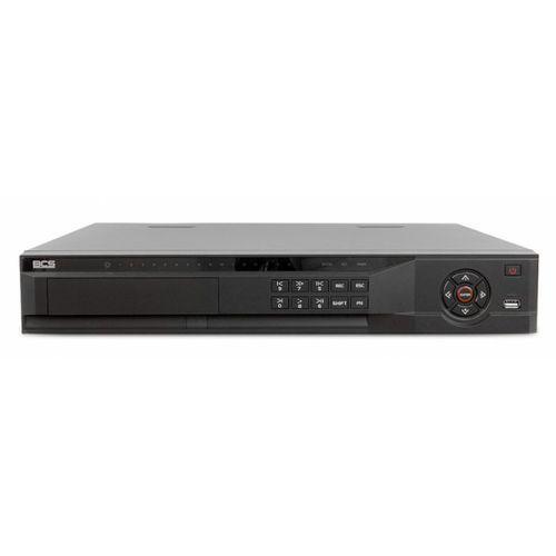 BCS-DVR0804Q-II HYBRID Rejestrator hybrydowy 8 kanałowy (6 analogowych i 2 IP) z HDMI