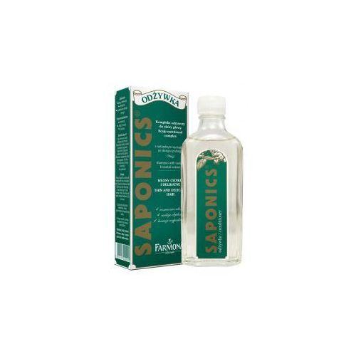 Produkt z kategorii- pozostałe kosmetyki do włosów - Saponics Kompleks odżywczy do skóry głowy i bardzo delikatnych włosów 100ml FARMONA