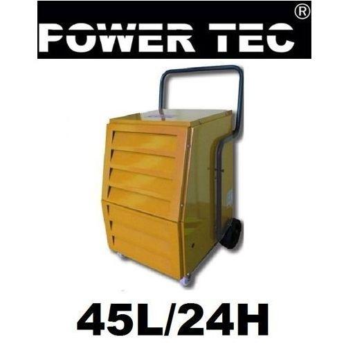 OSUSZACZ POWIETRZA POCHŁANIACZ WILGOCI POWER TEC PT 45L, towar z kategorii: Osuszacze powietrza