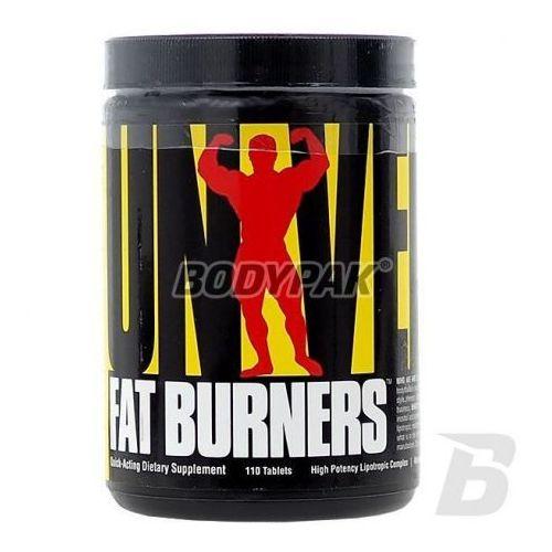 Universal fat burners - 110 tabl. wyprodukowany przez Universal nutrition