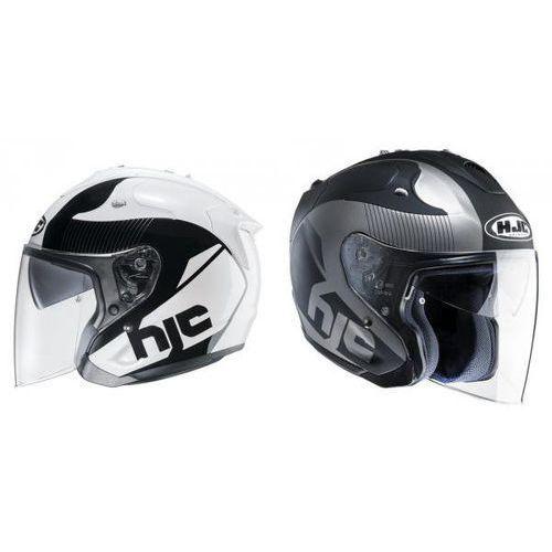 Kask HJC FG-JET ACA-WHITE, ACA-GREY z kategorii kaski motocyklowe