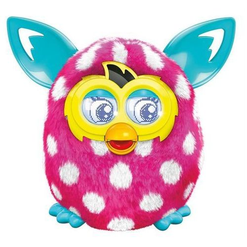 Furby FURBY BOOM SUNNY- PINK POLKA - produkt dostępny w Mall.pl