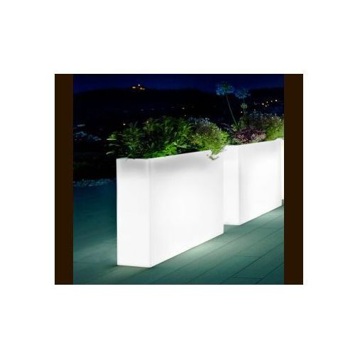 KUBE CASETTA HIGH SLIM donica podświetlana LED, produkt marki LEDart