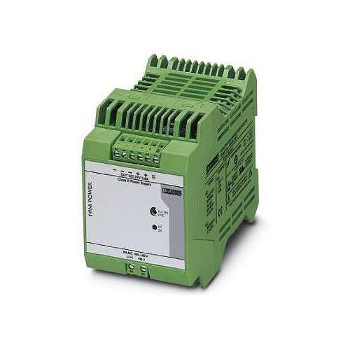 Zasilacz na szynę DIN Phoenix Contact MINI-PS-100-240AC/24DC/C2LPS 2866336, 24 V/DC 3.8 A 100 W z kategorii T
