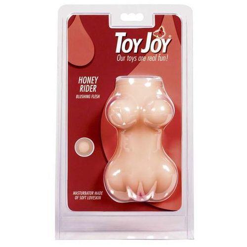 Masturbator z Biustem Toy Joy Honey Rider 9003 - oferta [05f0d742332fb246]
