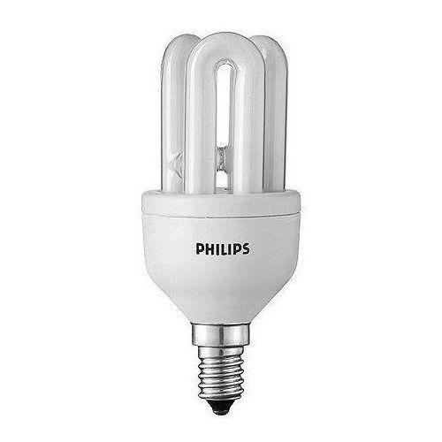 Philips Świetlówka kompaktowa Genie 2700K E14 5W (25W) ze sklepu elektro-hurt.pl
