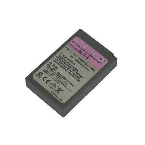 Hi-Power Bateria do aparatu cyfrowego OLYMPUS BLS-5 z kat. akumulatory dedykowane