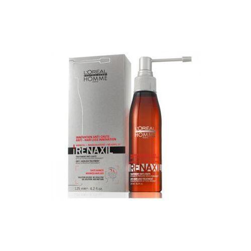 Produkt z kategorii- pozostałe kosmetyki do włosów - Loreal Homme Renaxil zaawansowane łysienie 125 ml