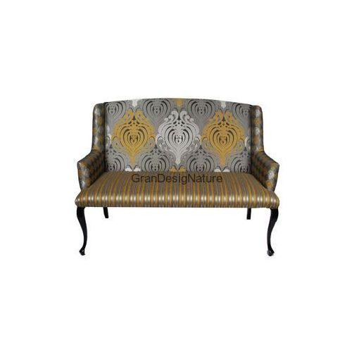 Sofa Kanapa designerska Bluckberry Groovy New York Gold