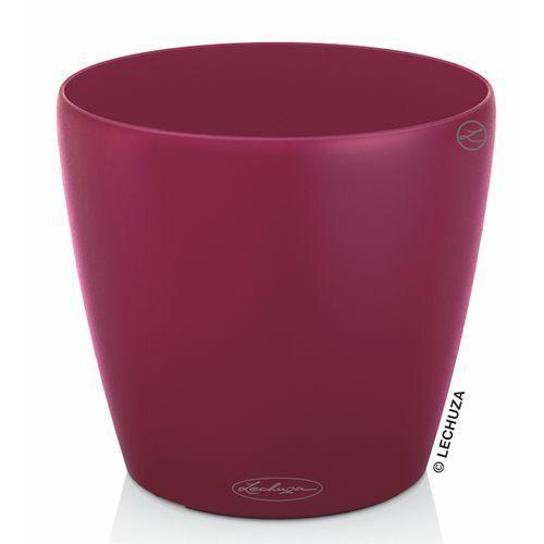 Donica Lechuza Classico Color czerwień granatu, produkt marki Produkty marki Lechuza
