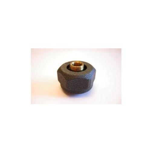 Vario term Złączka zaciskowa zacisk do rury pex 16x3/4 grafit