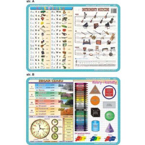 Nauczanie zintegrowane - podkładka edukacyjna nr 001 - oferta [9534d1a35fe313f4]