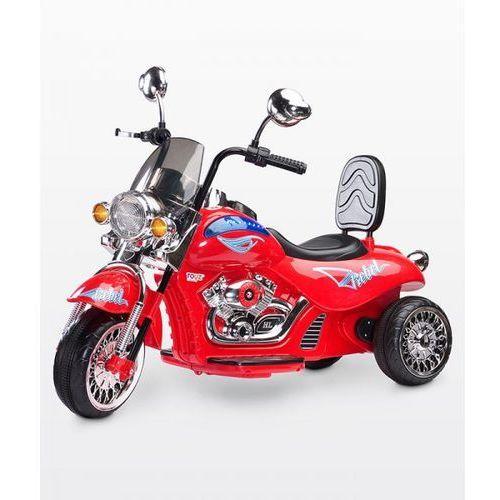 Caretero Motocykl na akumulator Rebel, Red ze sklepu Mall.pl