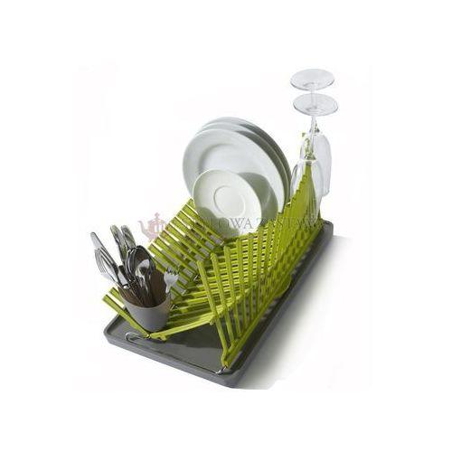 Ociekacz na talerze High&Dry zielony Black+Blum - produkt z kategorii- suszarki do naczyń