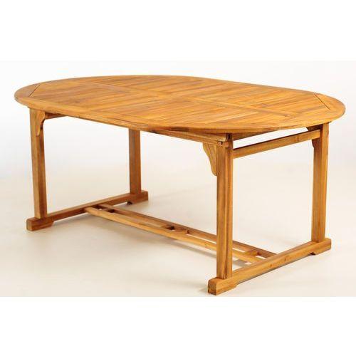 Produkt Home&Garden Stół ogrodowy z drewna Akacji 240cm, owal