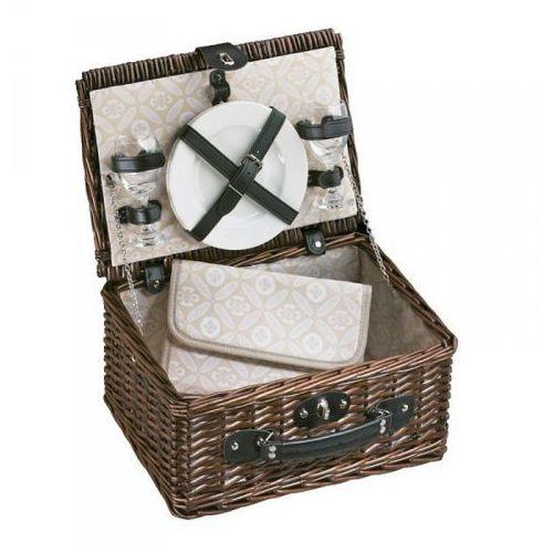 BELLAGIO - Kosz Piknikowy z Wyposażeniem dla 2 Osób, produkt marki Cilio