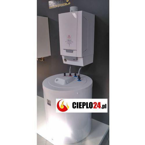 Towar  kocioł MCR3 24 T + wymiennik BS 150 L Z GWARANCJĄ PRODUCENTA!!! kod 7600656150 z kategorii kotły gazowe
