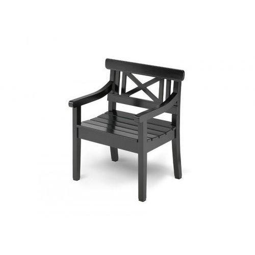 Towar Skagerak DRACHMANN Black - Krzesło - Fotel Ogrodowy - Czarne z kategorii pozostałe meble ogrodowe