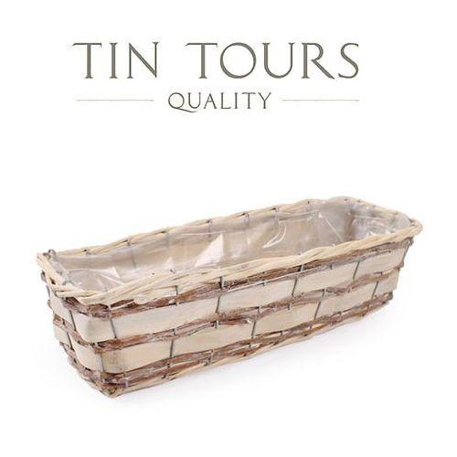 Produkt WIKLINOWA BALKONÓWKA 40x12x10 cm, marki Tin Tours Sp.z o.o.