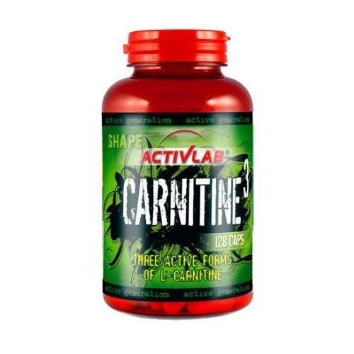 ACTIVLAB Carnitine 3 - 128kaps