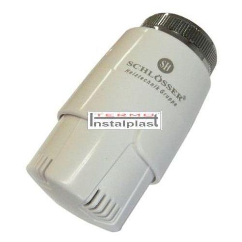 Głowica termostatyczna DIAMANT INVEST SH biała M30x1,5 do wkładek i zaworów HEIMEIER