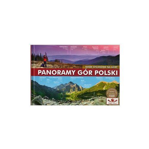 Polska. Panoramy gór Polski. Wyd. 2014. ExpressMap - oferta [254fd349637fc3ed]