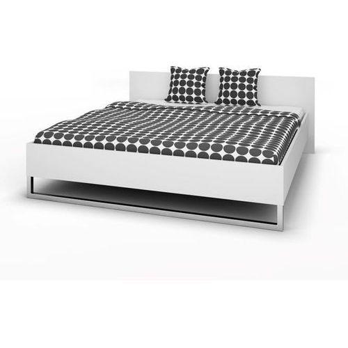 STYLE łóżko 180x200cm - biały mat ze sklepu Meble Pumo