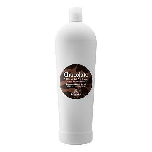 Kallos regenerująca odżywka czekoladowa Conditioner Chocolate 1000ml - produkt z kategorii- odżywki do włosów