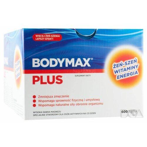 Bodymax Plus 600 tabl tabl. - 600 tabl., postać leku: tabletki
