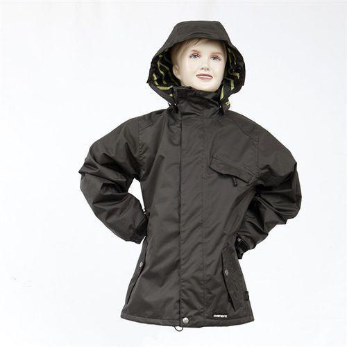 kurtka CHANEX - Trace (BLK) rozmiar: 152 (kurtka dziecięca) od Snowbitch