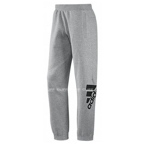 Produkt z kategorii- spodnie męskie - SPODNIE ADIDAS ESS LOGO SW CH