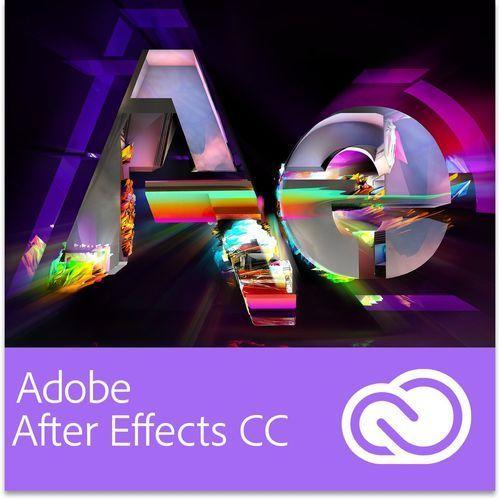 Adobe After Effects CC dla użytkowników wcześniejszych wersji - Subskrypcja - produkt z kategorii- Pozostałe oprogramowanie