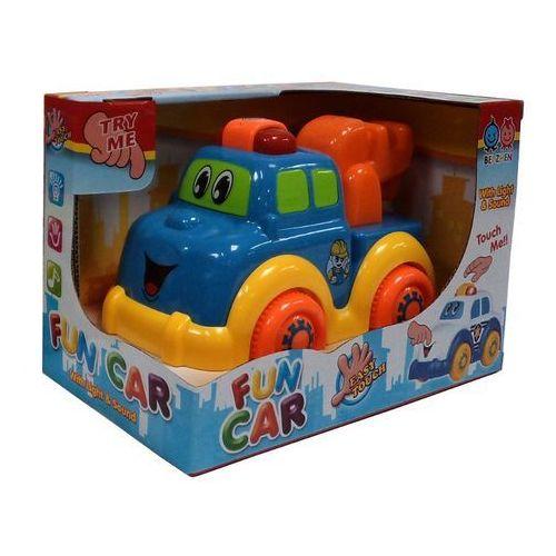 Zabawka SWEDE Autko Ciężarówka Z Dźwiękiem G331 - produkt dostępny w Media Expert