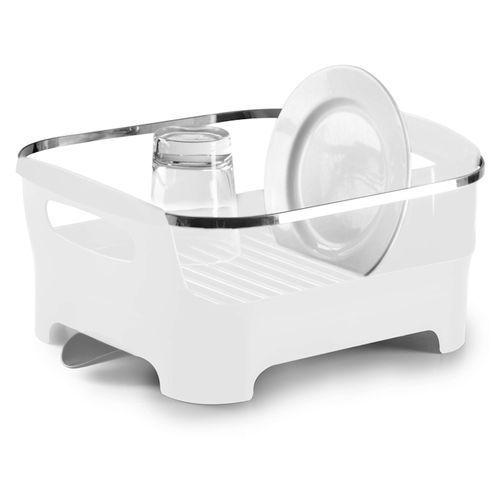 Produkt z kategorii- suszarki do naczyń - Ociekacz do naczyń Umbra Basin biały
