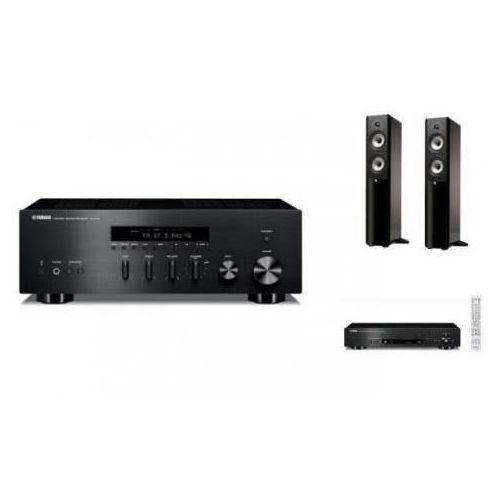 Artykuł YAMAHA R-S300 + CD-N301 + BOSTON ACOUSTICS A250 z kategorii zestawy hi-fi
