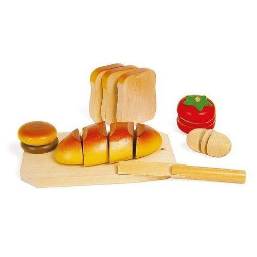 Chlebek do krojenia - zabawka drewnian dla dzieci oferta ze sklepu www.epinokio.pl