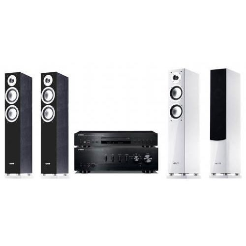 Artykuł YAMAHA A-S300 + CD-S300 + CANTON CHRONO 507.2 z kategorii zestawy hi-fi