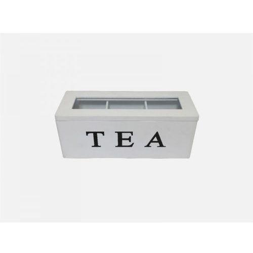 Pudełko na Herbatę Rive 29x11cm Light&Living 6253988 - produkt dostępny w sfmeble.pl