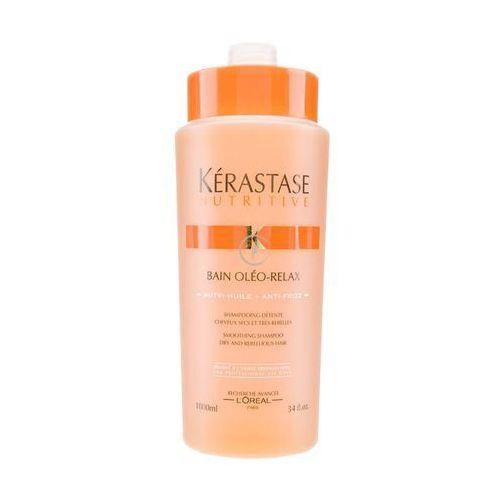 Kerastase NUTRITIVE BAIN OLEO-RELAX Kąpiel do włosów suchych i odpornych na układanie (1000 ml) - produkt z kategorii- odżywki do włosów