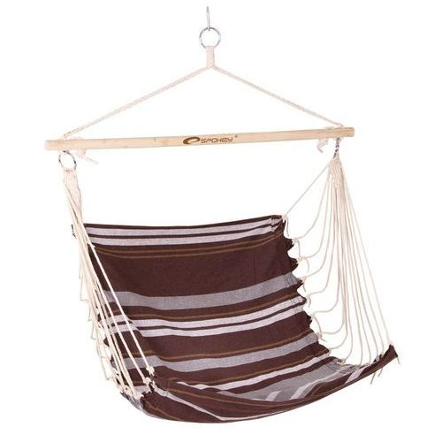 Hamak fotel  BENCH brunatna, produkt marki Spokey