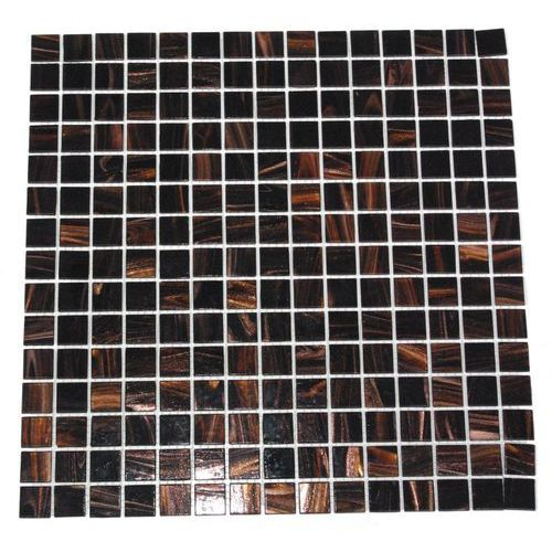 HALCON V-011 - Mozaika ścienna szklana Vidrio 32.7x32.7 cm. (glazura i terakota)