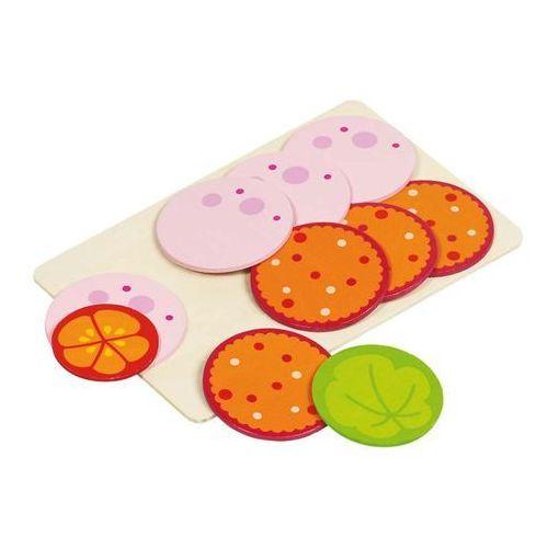 Kiełbasa i warzywa w plasterkach oferta ze sklepu www.epinokio.pl